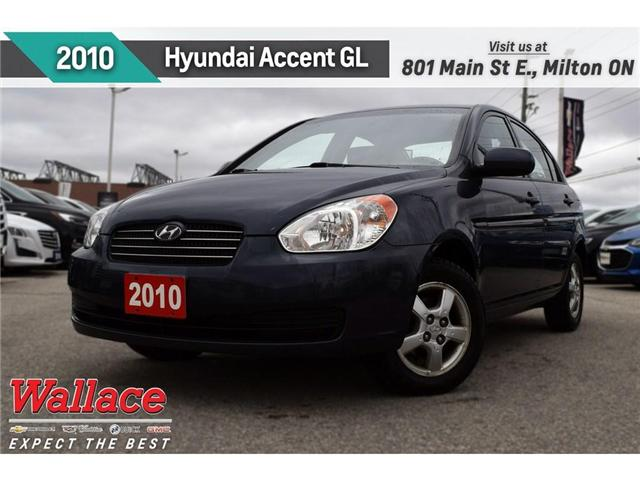 2010 Hyundai Accent GL (Stk: 252900A) in Milton - Image 1 of 3