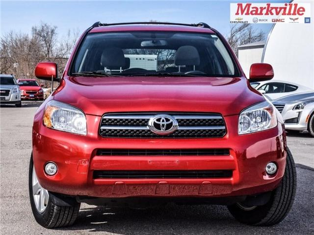 2008 Toyota RAV4 Limited (Stk: 234909A) in Markham - Image 2 of 25
