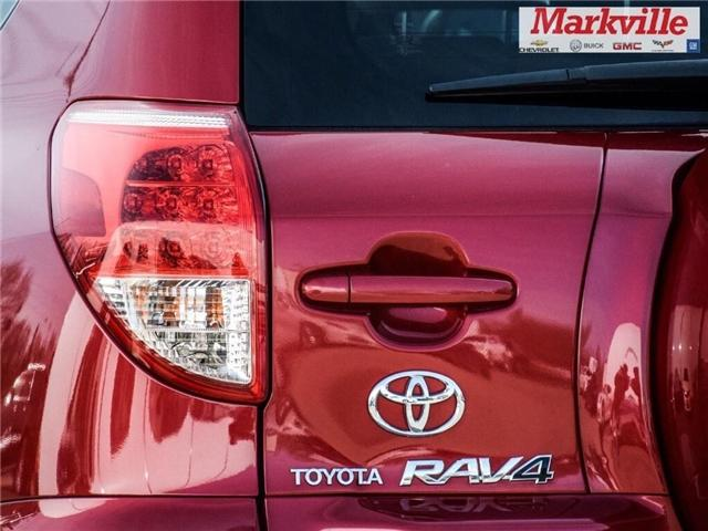 2008 Toyota RAV4 Limited (Stk: 234909A) in Markham - Image 5 of 25