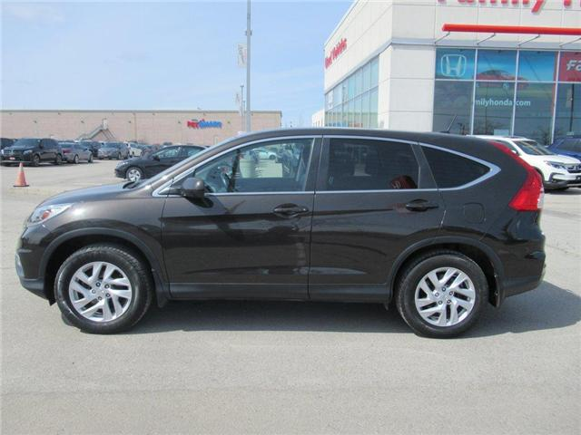 2015 Honda CR-V EX-L, LEATHER, ECO MODE (Stk: 9114090A) in Brampton - Image 2 of 30