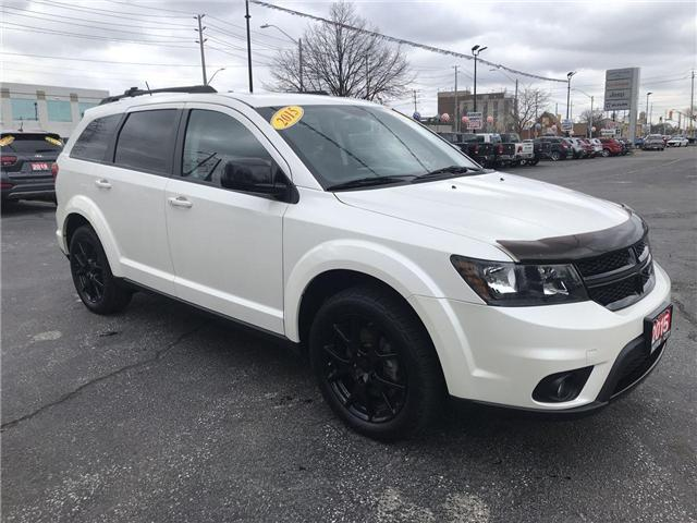 2015 Dodge Journey SXT (Stk: 19501A) in Windsor - Image 1 of 12