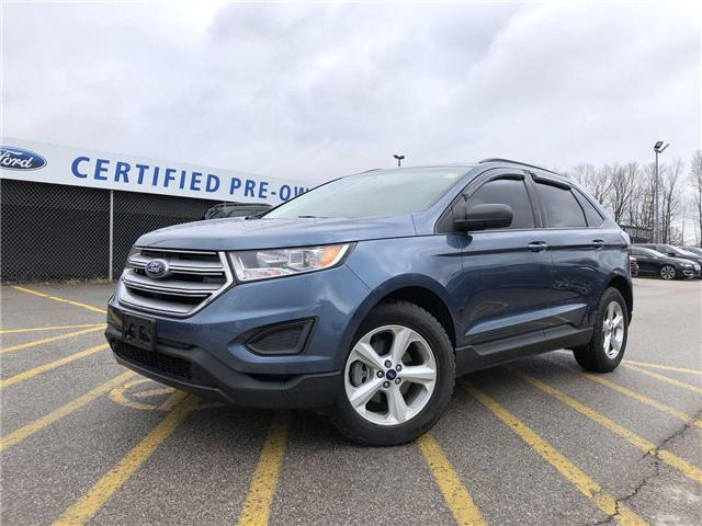 2018 Ford Edge SE (Stk: ED19282A) in Barrie - Image 1 of 24