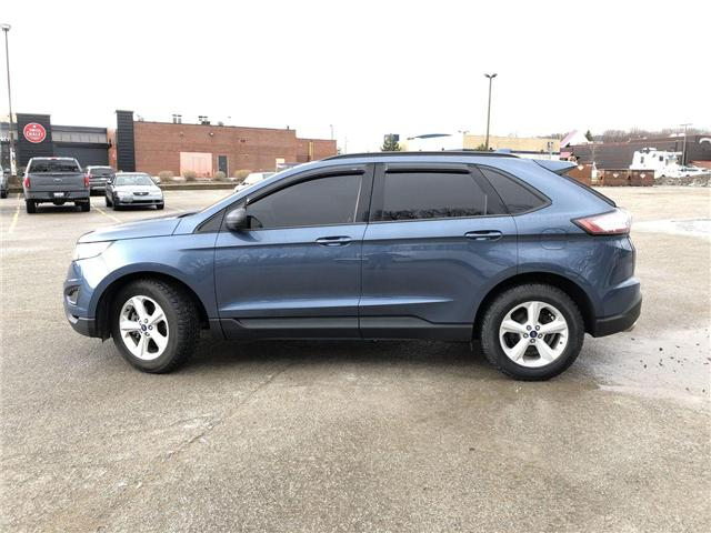 2018 Ford Edge SE (Stk: ED19282A) in Barrie - Image 2 of 24