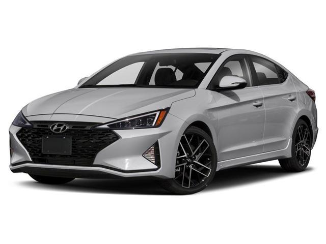 2019 Hyundai Elantra Sport (Stk: H4851) in Toronto - Image 1 of 9