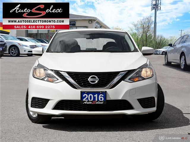 2016 Nissan Sentra  (Stk: 16NRT41) in Scarborough - Image 2 of 28