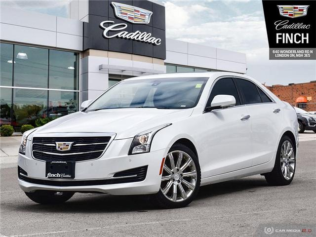 2015 Cadillac ATS 2.0L Turbo Luxury (Stk: 146068) in London - Image 1 of 27
