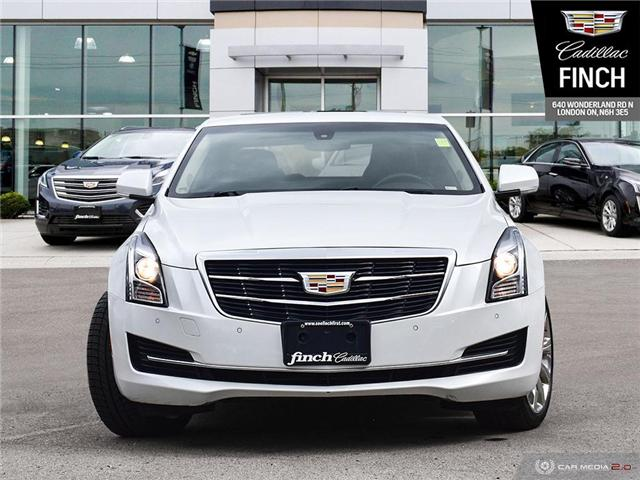 2015 Cadillac ATS 2.0L Turbo Luxury (Stk: 146068) in London - Image 2 of 27