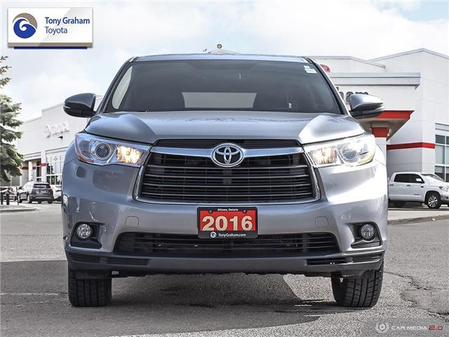 2016 Toyota Highlander LE (Stk: E7785) in Ottawa - Image 2 of 28
