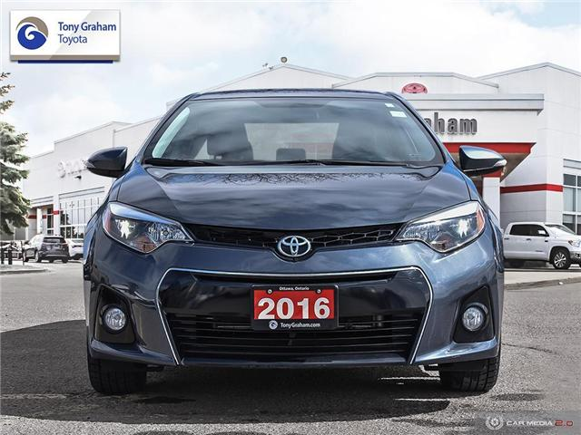 2016 Toyota Corolla S (Stk: E7782) in Ottawa - Image 2 of 28