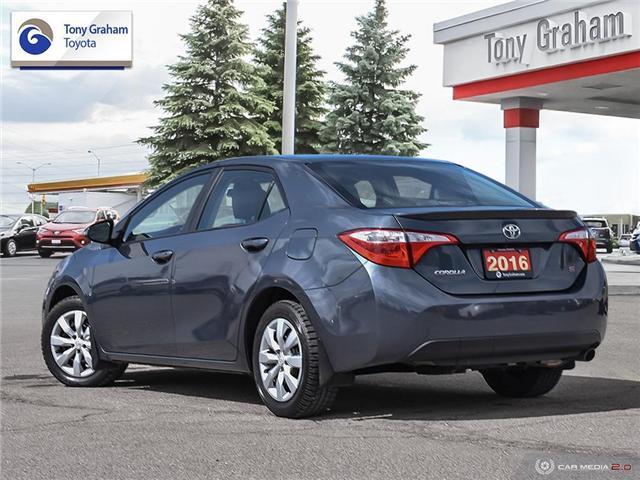 2016 Toyota Corolla S (Stk: E7782) in Ottawa - Image 4 of 28