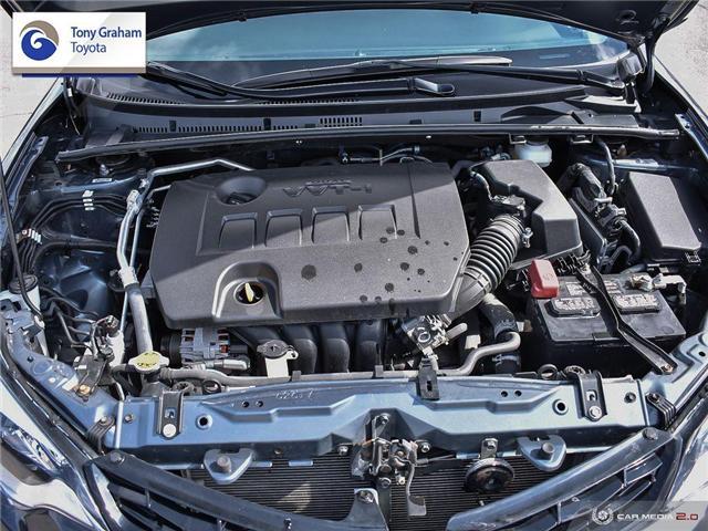 2016 Toyota Corolla S (Stk: E7782) in Ottawa - Image 8 of 28