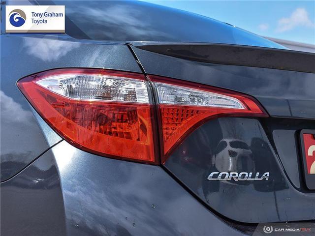 2016 Toyota Corolla S (Stk: E7782) in Ottawa - Image 12 of 28