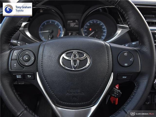2016 Toyota Corolla S (Stk: E7782) in Ottawa - Image 14 of 28