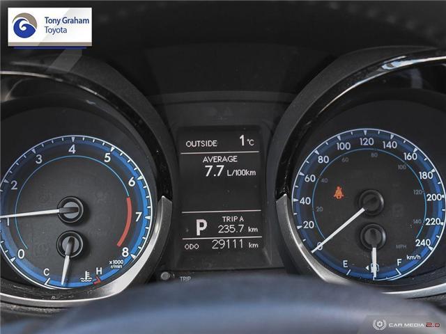 2016 Toyota Corolla S (Stk: E7782) in Ottawa - Image 15 of 28