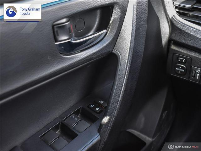 2016 Toyota Corolla S (Stk: E7782) in Ottawa - Image 16 of 28