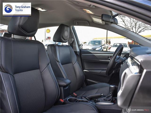 2016 Toyota Corolla S (Stk: E7782) in Ottawa - Image 24 of 28