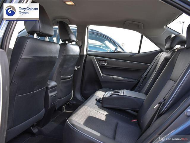 2016 Toyota Corolla S (Stk: E7782) in Ottawa - Image 25 of 28
