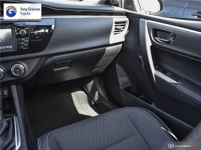 2016 Toyota Corolla S (Stk: E7782) in Ottawa - Image 27 of 28