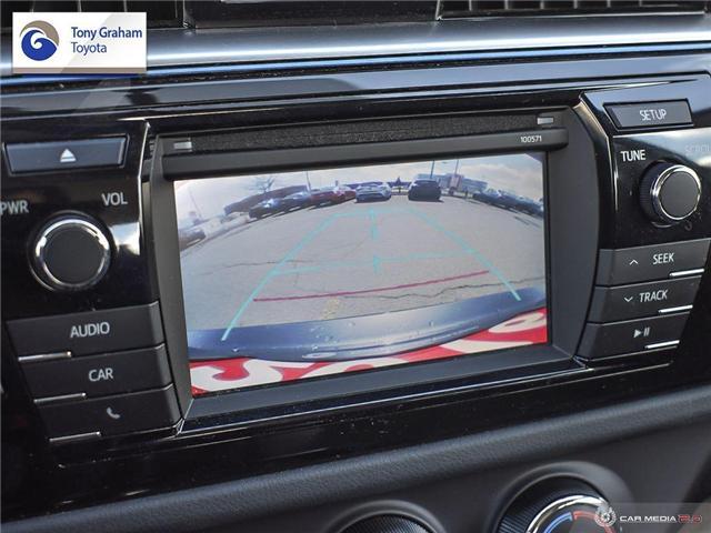 2016 Toyota Corolla S (Stk: E7782) in Ottawa - Image 28 of 28