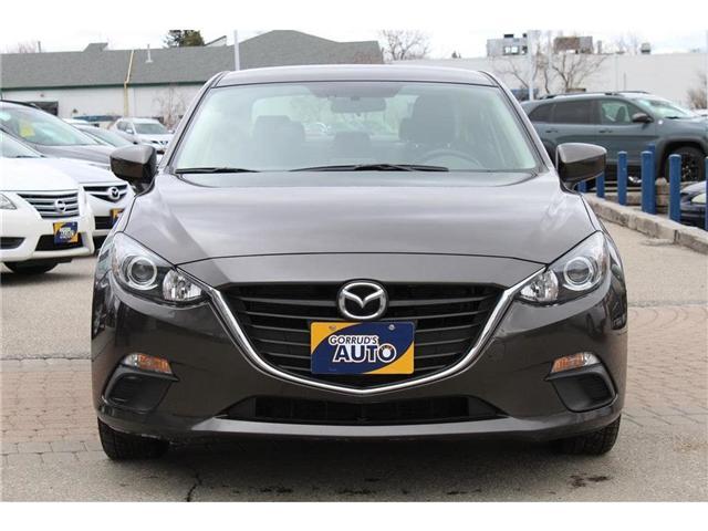 2016 Mazda Mazda3 GS (Stk: 292902) in Milton - Image 2 of 9