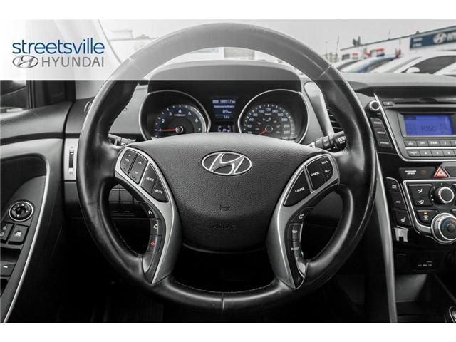 2013 Hyundai Elantra GT  (Stk: 19GT002A) in Mississauga - Image 8 of 17