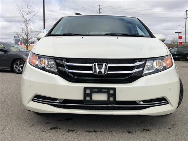 2015 Honda Odyssey EX-L (Stk: 2105P) in Richmond Hill - Image 2 of 16