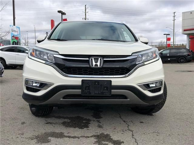 2015 Honda CR-V SE (Stk: 2110P) in Richmond Hill - Image 2 of 17
