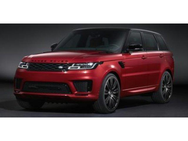 2019 Land Rover Range Rover Sport SVR (Stk: R0841) in Ajax - Image 1 of 2