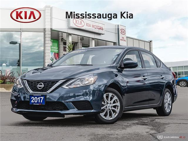 2017 Nissan Sentra 1.8 SV (Stk: 711P) in Mississauga - Image 1 of 27