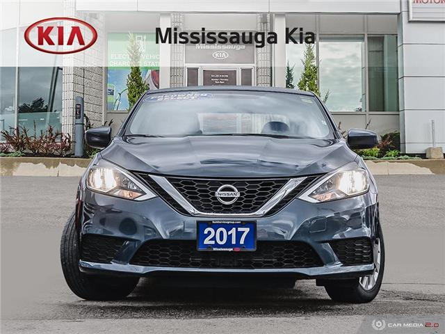2017 Nissan Sentra 1.8 SV (Stk: 711P) in Mississauga - Image 2 of 27