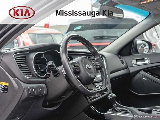 2015 Kia Optima SX Turbo (Stk: 9666P) in Mississauga - Image 13 of 27