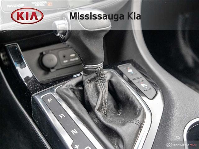 2015 Kia Optima SX Turbo (Stk: 9666P) in Mississauga - Image 24 of 27