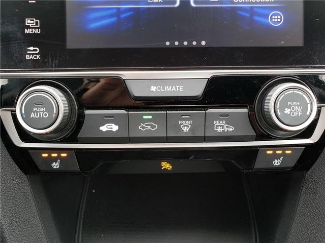 2018 Honda Civic LX (Stk: 19349A) in Kingston - Image 22 of 27