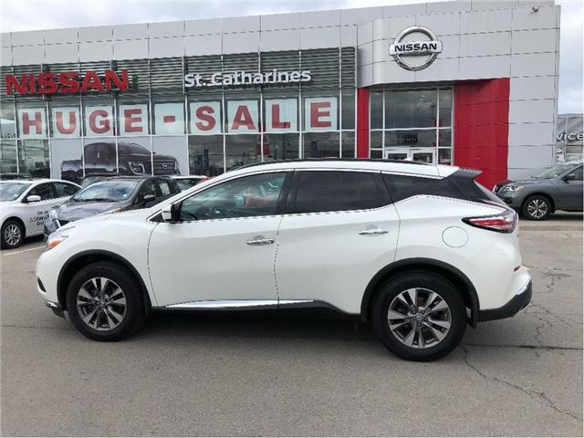 2016 Nissan Murano S (Stk: MU18099A) in St. Catharines - Image 1 of 20