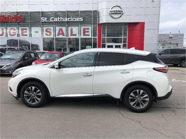 2018 Nissan Murano  (Stk: P2234) in St. Catharines - Image 1 of 22