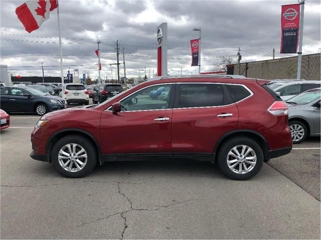 2016 Nissan Rogue  (Stk: P2275) in St. Catharines - Image 1 of 5