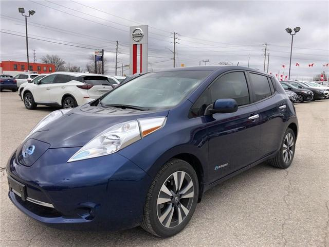 2017 Nissan LEAF SV (Stk: P2586A) in Cambridge - Image 2 of 28