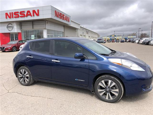 2017 Nissan LEAF SV (Stk: P2586A) in Cambridge - Image 7 of 28
