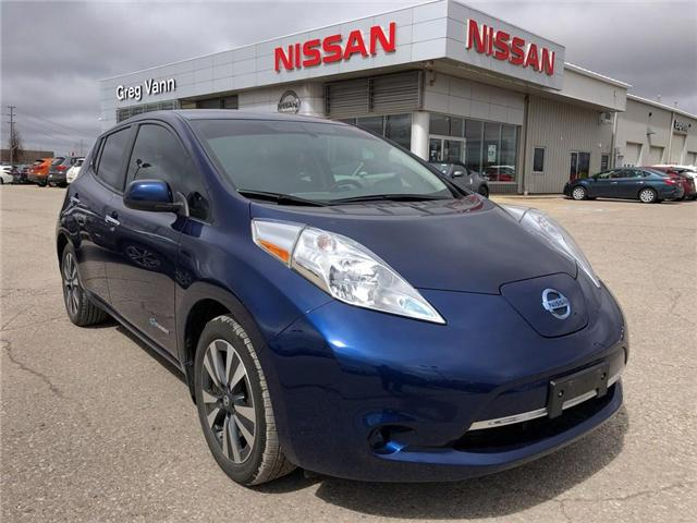 2017 Nissan LEAF SV (Stk: P2586A) in Cambridge - Image 8 of 28