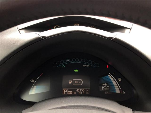 2017 Nissan LEAF SV (Stk: P2586A) in Cambridge - Image 18 of 28