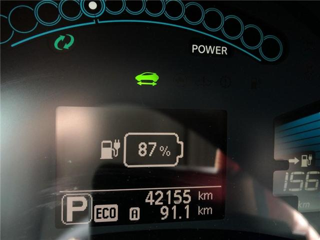 2017 Nissan LEAF SV (Stk: P2586A) in Cambridge - Image 19 of 28
