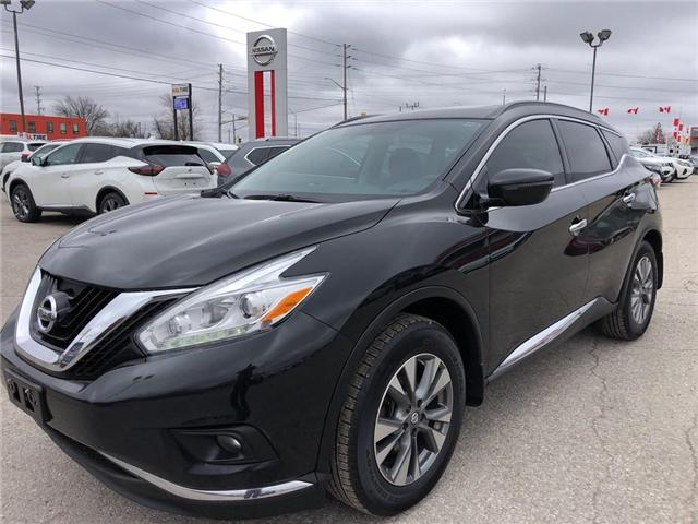 2016 Nissan Murano SV (Stk: P2584) in Cambridge - Image 2 of 29
