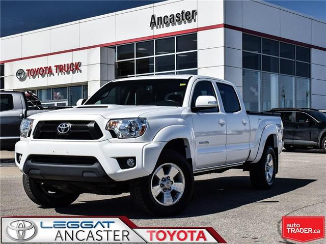 2015 Toyota Tacoma V6 (Stk: 19289A) in Ancaster - Image 1 of 23