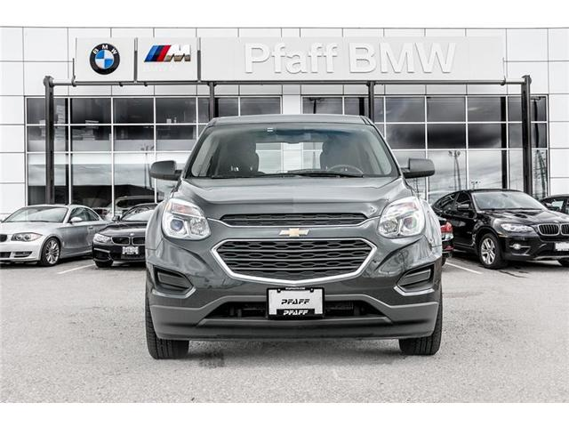 2017 Chevrolet Equinox LS (Stk: PL21687A) in Mississauga - Image 2 of 22