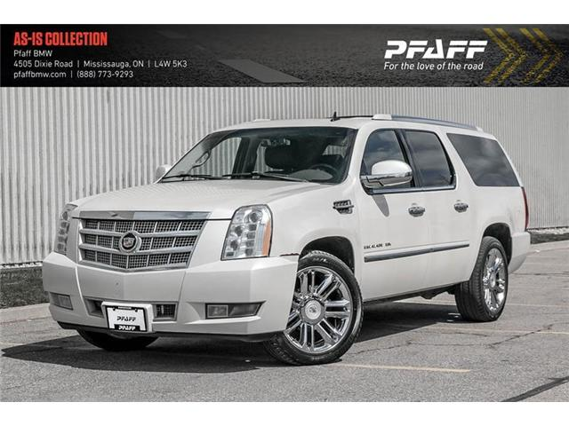 2010 Cadillac Escalade ESV Base (Stk: PR19468A) in Mississauga - Image 1 of 22