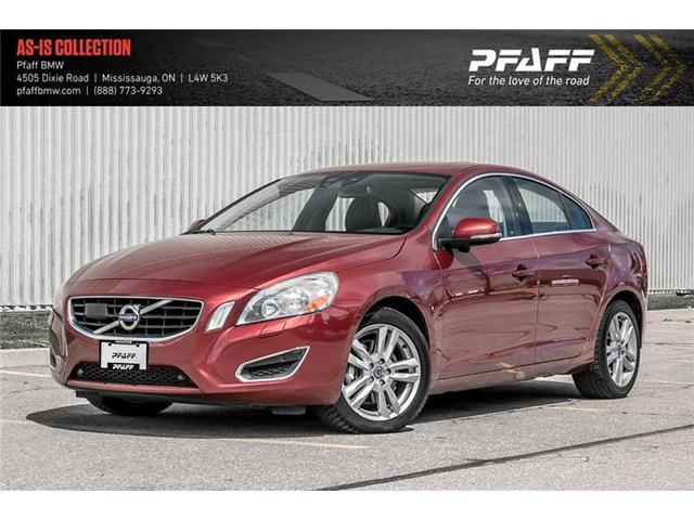 2012 Volvo S60  (Stk: U5207A) in Mississauga - Image 1 of 22