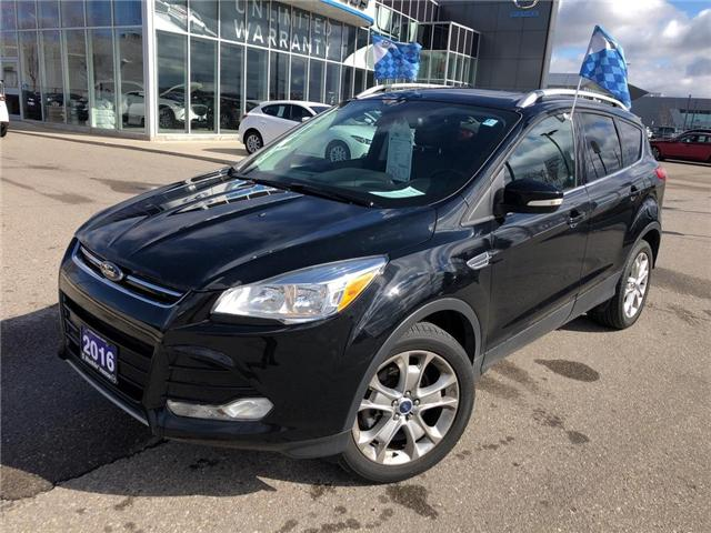 2016 Ford Escape Titanium (Stk: P3386) in Oakville - Image 10 of 20