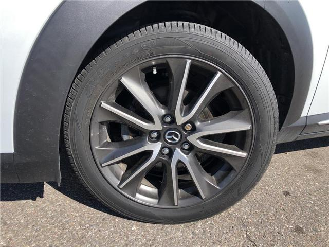 2016 Mazda CX-3 GT (Stk: 16475A) in Oakville - Image 11 of 21