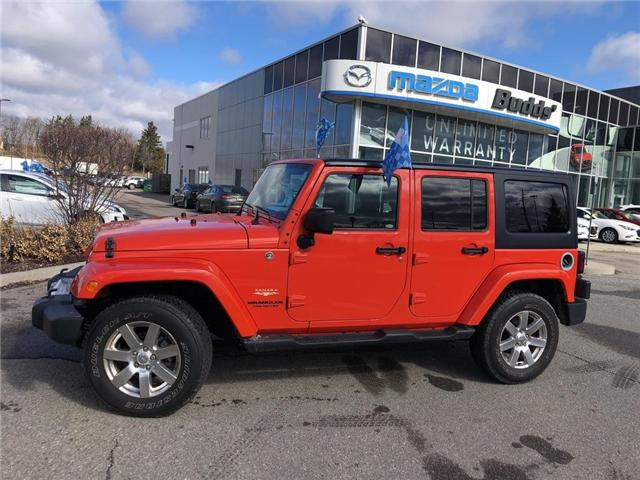 2015 Jeep Wrangler Unlimited Sahara (Stk: P3404) in Oakville - Image 3 of 18