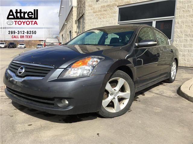 2007 Nissan Altima SE 3.5 V6 LEATHER, SUNROOF, ALLOY WHEELS, FOG LAMP (Stk: 43676A) in Brampton - Image 1 of 23